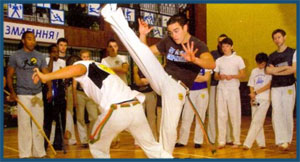 Capoeira Lutsk - journal Your Style